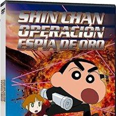 Series de TV: SHIN CHAN: OPERACIÓN ESPÍA DE ORO (CRAYON SHIN-CHAN: ARASHI O YOBU ÔGON NO SPY DAISAKUSEN). Lote 210295933