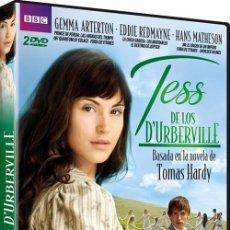 Series de TV: TESS DE LOS D?URBERVILLE: MINISERIE COMPLETA (TESS OF THE D?URBERVILLE). Lote 210295943