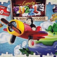 Series de TV: CUENTA PUZZLE - EL MONO VOLADOR. Lote 210295951