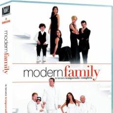 Series de TV: MODERN FAMILY - 3ª TEMPORADA. Lote 210295958