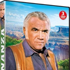 Series de TV: BONANZA: LA SERIE - VOL. 22. Lote 210295968