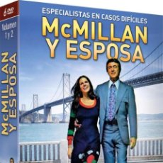 Series de TV: PACK MCMILLAN Y ESPOSA - VOL. 1 + 2 (MCMILLAN & WIFE). Lote 210295972