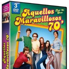 Series de TV: AQUELLOS MARAVILLOSOS 70 (THAT '70S SHOW). Lote 210295973