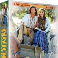 Series de TV: LA DOCTORA QUINN - VOL. 9 A 12 (DR. QUINN, MEDICINE WOMAN). Lote 210295982