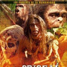 Series de TV: LA ODISEA DE LA ESPECIE : LOS ORIGENES DE LA ESPECIE. Lote 210295988