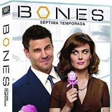 Series de TV: BONES - 7ª TEMPORADA. Lote 210295993