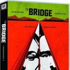 Series de TV: THE BRIDGE - 2ª TEMPORADA. Lote 210296003