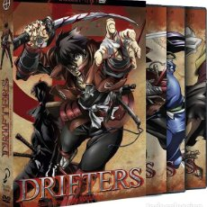 Series de TV: DRIFTERS - EPISODIOS 1- 12. Lote 210296023