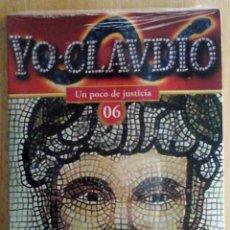 Series de TV: TODODVD: PRECINTADO. YO CLAUDIO 06 - UN POCO DE JUSTICIA. Lote 210312467