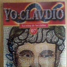 Series de TV: TODODVD: PRECINTADO. YO CLAUDIO 07 - LA REINA DE LOS CIELOS. Lote 210312557