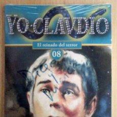 Series de TV: TODODVD: PRECINTADO. YO CLAUDIO 08 - EL REINADO DEL TERROR. Lote 210312645