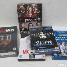 Series de TV: LOTE DE DVD. SERIES. VARIAS TEMPORADAS. VER DESCRIPCION.. Lote 210321913