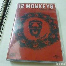 Series de TV: 12 MONKEYS - TEMPORADA UNO - 4 DVDS - N. Lote 210326103