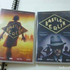 Series de TV: BABYLON BERLIN - TEMPORADA 1 Y TEMPORADA 2 - DVD -N. Lote 210326348