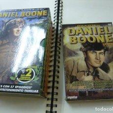Series de TV: DANIEL BOONE - SUS 2 PRIMERAS TEMPORADAS(16 DVDS) + 5 DVDS CON 18 EPISODIOS DE LA 3ª Y 4ª TEMPORADA-. Lote 210329637
