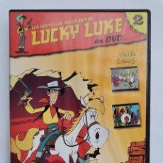 Series de TV: LES NOUVELLES AVENTURES DE LUCKY LUKE DVD N 2 EN FRANCÉS. Lote 210336352