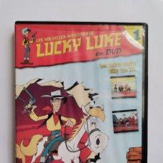 Series de TV: LES NOUVELLES AVENTURES DE LUCKY LUKE DVD N 1 EN FRANCÉS. Lote 210337630