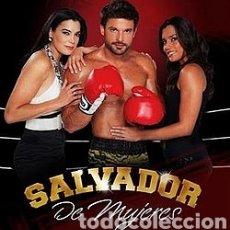 Series de TV: SALVADOR DE MUJERES TELENOVELA DVD. Lote 210346598