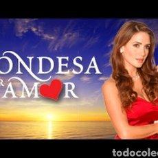 Series de TV: CONDESA POR AMOR TELENOVELA DVD. Lote 210346742