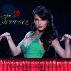 Series de TV: TERESA TELENOVELA DVD. Lote 210346961