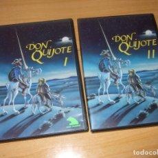 Series de TV: DVD COLECCION SERIE DON QUIJOTE DE LA MANCHA DE TVE AÑOS 80. Lote 210353290