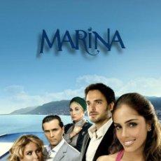 Series de TV: MARINA TELENOVELA DVD. Lote 210369013