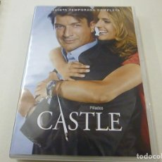 Series de TV: CASTLE - LA QUINTA TEMPORADA COMPLETA -6 DVD -N. Lote 210761515