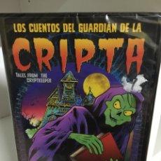 Series de TV: LOS CUENTOS DEL GUARDIÁN DE LA CRIPTA ( PRIMERA TEMPORADA COMPLETA) DVD - PRECINTADO -. Lote 211408739