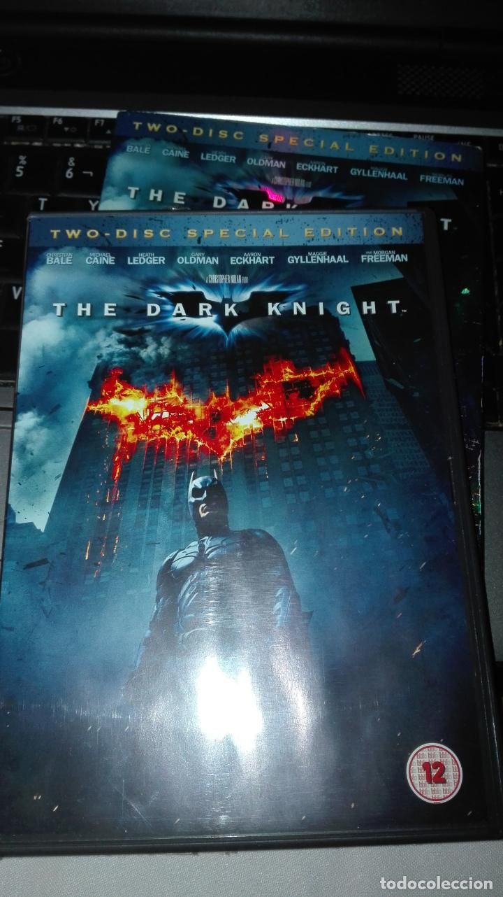 BATMAN ,THE DARK KNIGHT - TWO DISC SPECIAL EDITION (Series TV en DVD)