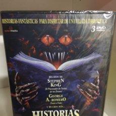Series de TV: HISTORIAS DEL MÁS ALLÁ ( VOLUMEN 1 ) DVD - PRECINTADO -. Lote 211423782