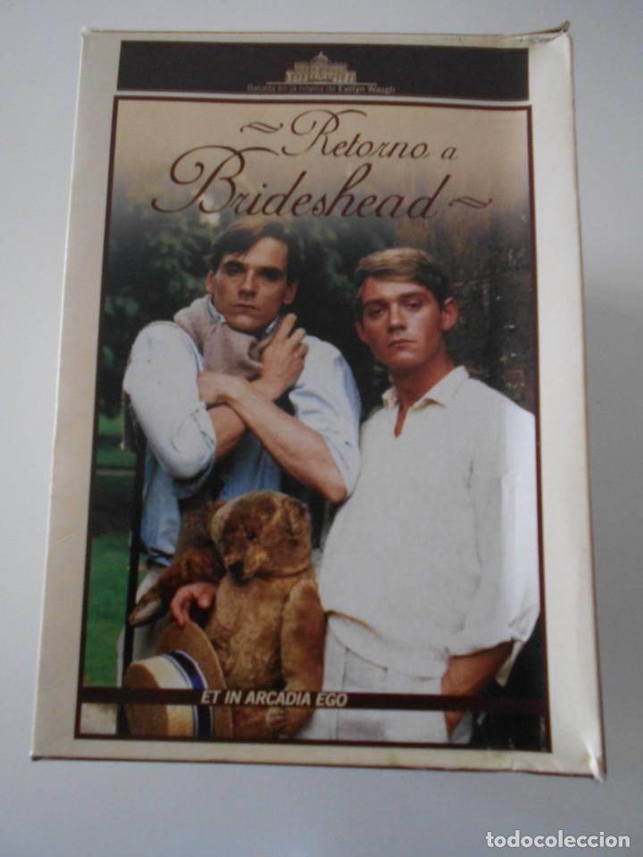 RETORNO A BRIDESHEAD. SERIE COMPLETA EN 11 DVD'S. DEL 5 AL11 NUEVOS A ESTRENAR. LOS OTROS BIEN CONSE (Series TV en DVD)