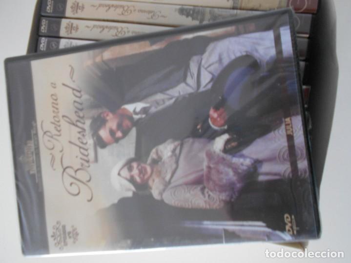 Series de TV: RETORNO A BRIDESHEAD. SERIE COMPLETA EN 11 DVDS. DEL 5 AL11 NUEVOS A ESTRENAR. LOS OTROS BIEN CONSE - Foto 3 - 211427239