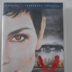 Series de TV: V. PRIMERA TEMPORADA COMPLETA EN 3 DVD'S CON 528 MINUTOS. UN HITO EN LA HISTORIA DE LA TELEVISION.. Lote 211428012