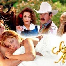 Series de TV: TE SIGO AMANDO TELENOVELA EN DVD. Lote 211481122