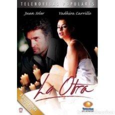 Series de TV: LA OTRA TELENOVELA DVD. Lote 211481682