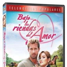 Series de TV: BAJO LAS RIENDAS DEL AMOR TELENOVELA DVD. Lote 211481914