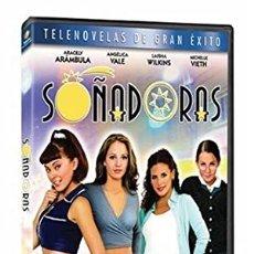 Series de TV: SOÑADORAS TELENOVELA DVD. Lote 211483491