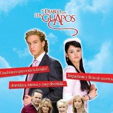 Series de TV: AL DIABLO CON LOS GUAPOS TELENOVELA DVD. Lote 211484419