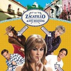 Series de TV: ZACATILLO, UN LUGAR EN EL CORAZÓN TELENOVELA DVD. Lote 211487014