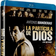 Series de TV: LA PARTÍCULA DE DIOS (BLU-RAY) (THE BIG BANG). Lote 211682529
