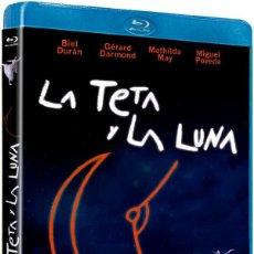 Series de TV: LA TETA Y LA LUNA (BLU-RAY). Lote 211682539