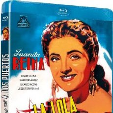Series de TV: LA LOLA SE VA A LOS PUERTOS (BLU-RAY). Lote 211682549