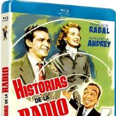 Series de TV: HISTORIAS DE LA RADIO (BLU-RAY). Lote 211682659