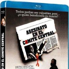 Series de TV: ASESINATO EN EL COMITÉ CENTRAL (BLU-RAY). Lote 211682674