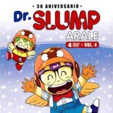 Series de TV: DR. SLUMP - VOL. 4 (DR. SURAMPU ARALE-CHAN). Lote 211682818