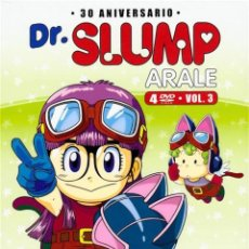 Series de TV: DR. SLUMP - VOL. 3 (DR. SURAMPU ARALE-CHAN). Lote 211682844