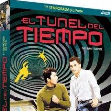 Series de TV: EL TUNEL DEL TIEMPO - 1ª TEMPORADA (2A PARTE) (THE TIME TUNNEL). Lote 211682845