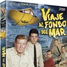 Series de TV: VIAJE AL FONDO DEL MAR - 3ª TEMPORADA - 1ª PARTE (VOYAGE TO THE BOTTOM OF THE SEA). Lote 211682879