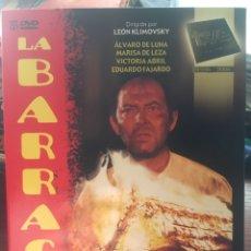 Series de TV: LA BARRACA-RTVE 2003-3 DVD-PRECIOSA EDICION ESTUCHE-EXCELENTE ESTADO. Lote 211698821