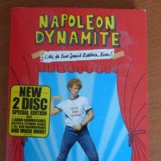Series de TV: NAPOLEON DYNAMITE - LIKE, THE BEST SPECIAL EDITION, EVER! (2 DISC) [DVD] . BUEN ESTADO. Lote 211857638